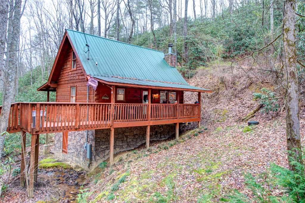 Photo of a Pigeon Forge Cabin named Wild At Heart - This is the sixteenth photo in the set.