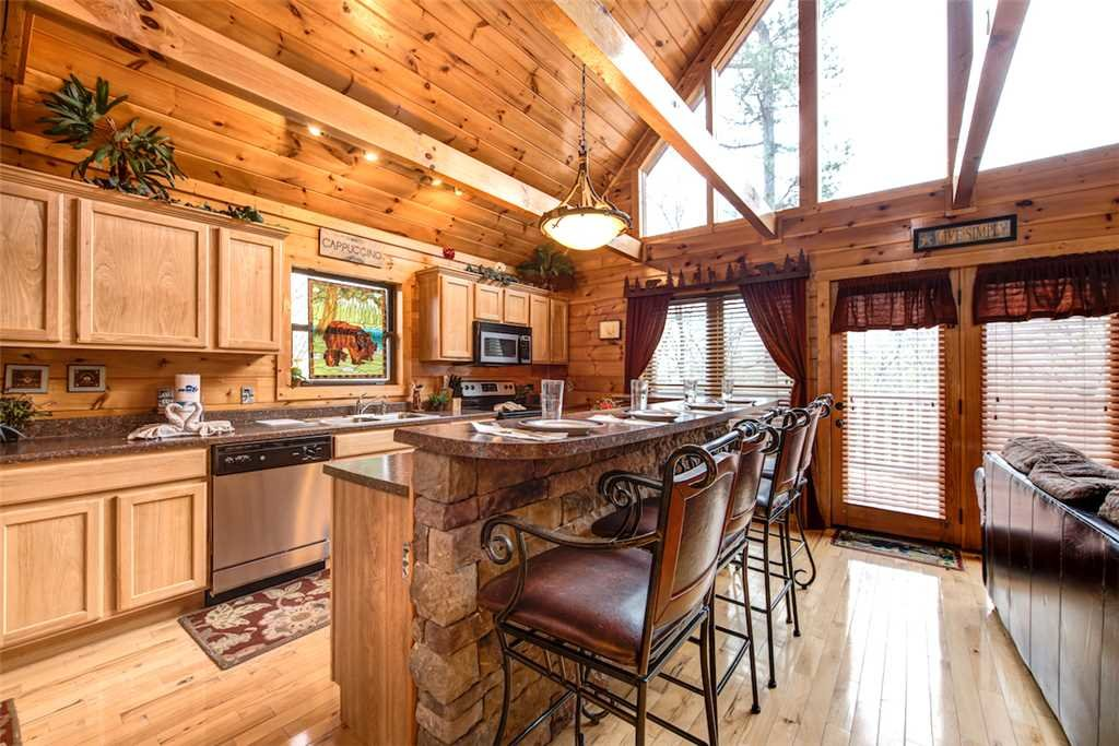 Photo of a Pigeon Forge Cabin named Hatcher Mountain Getaway - This is the fifth photo in the set.