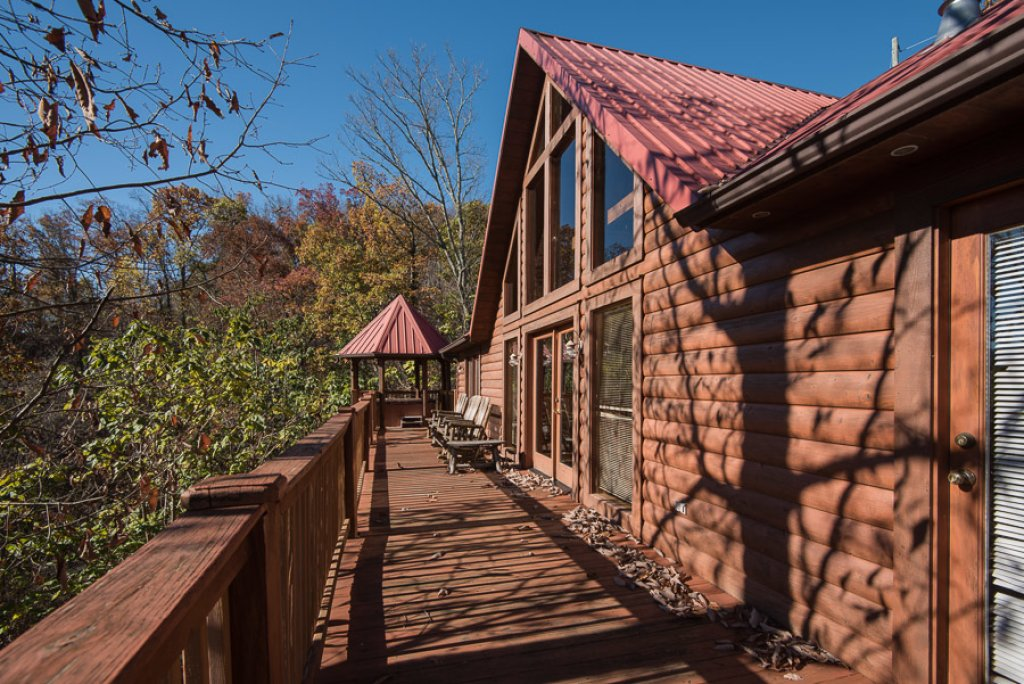 Photo of a Sevierville Cabin named Gateway To Heaven - This is the eighteenth photo in the set.