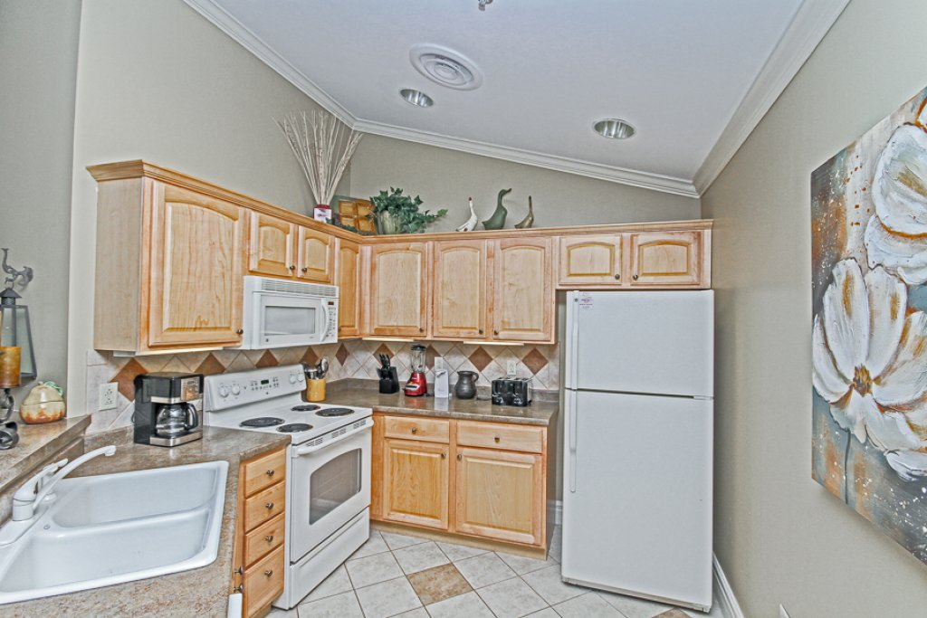 Photo of a Gatlinburg Condo named Baskins Creek 511 - This is the fourth photo in the set.