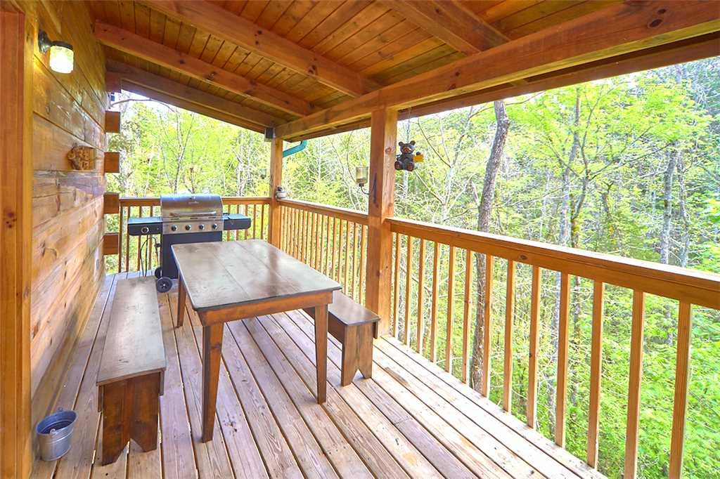 Photo of a Sevierville Cabin named A Honey Cove - This is the third photo in the set.
