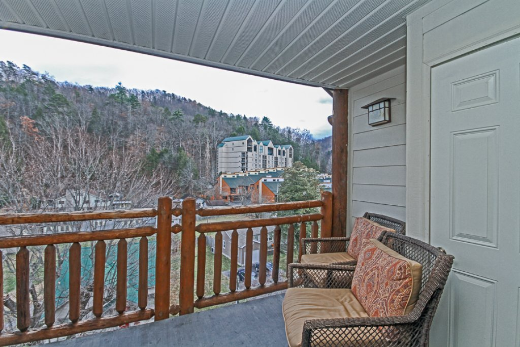 Photo of a Gatlinburg Condo named Baskins Creek 511 - This is the twenty-first photo in the set.