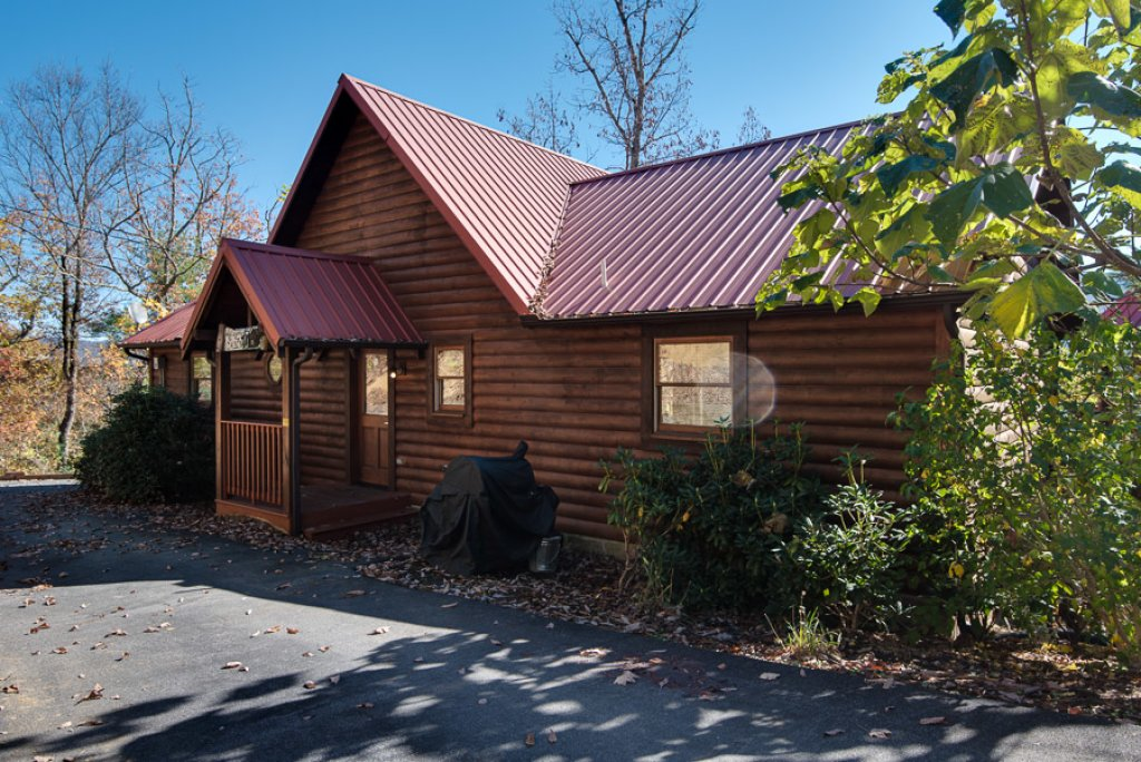 Photo of a Sevierville Cabin named Gateway To Heaven - This is the twenty-first photo in the set.