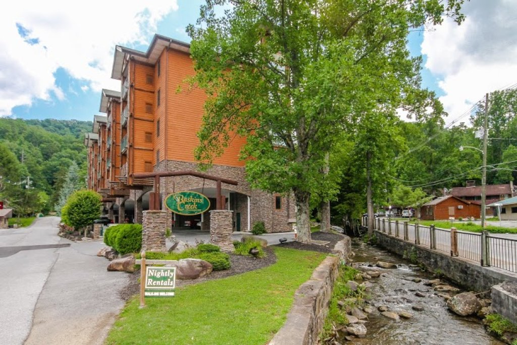 Photo of a Gatlinburg Condo named Baskins Creek 105 - This is the fourteenth photo in the set.