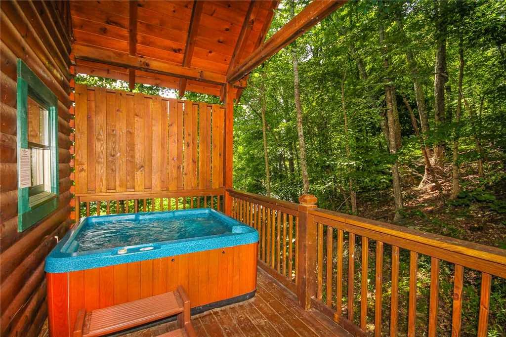 Photo of a Pigeon Forge Cabin named Elegant Escape - This is the eleventh photo in the set.