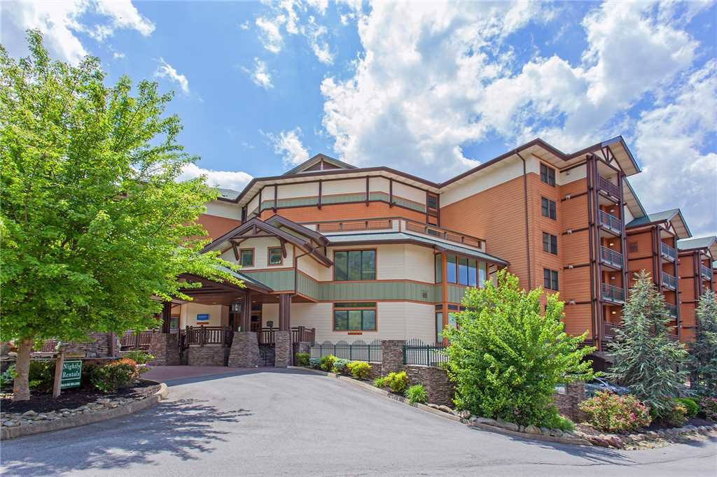 Photo of a Gatlinburg Condo named Baskins Creek 412 - This is the twenty-seventh photo in the set.