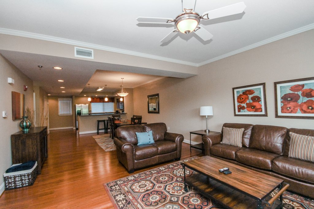 Photo of a Gatlinburg Condo named Glades View 135 - This is the third photo in the set.
