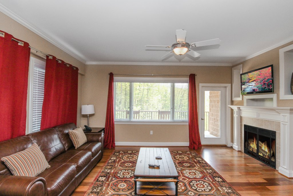 Photo of a Gatlinburg Condo named Glades View 131 - This is the second photo in the set.