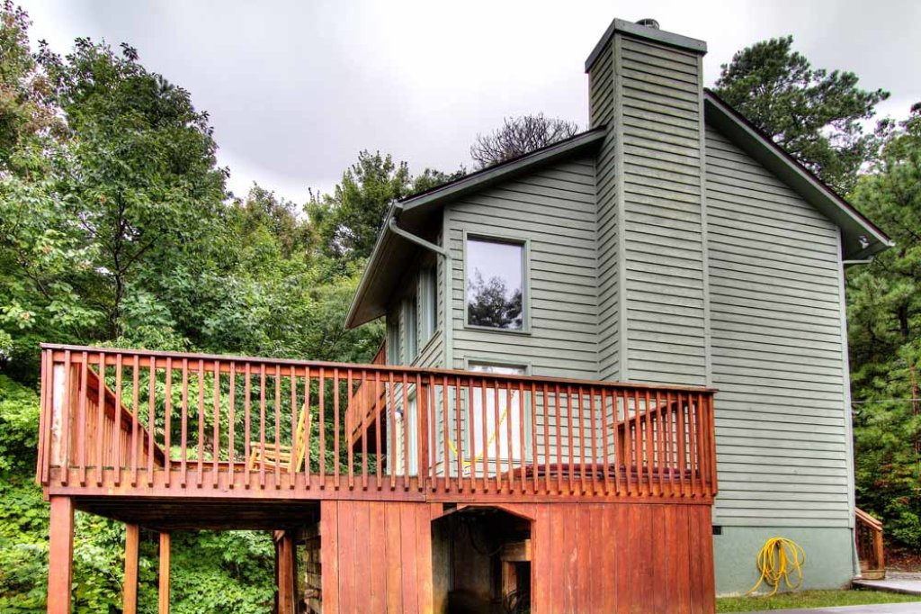 Photo of a Gatlinburg Cabin named City Lights - This is the twenty-fourth photo in the set.