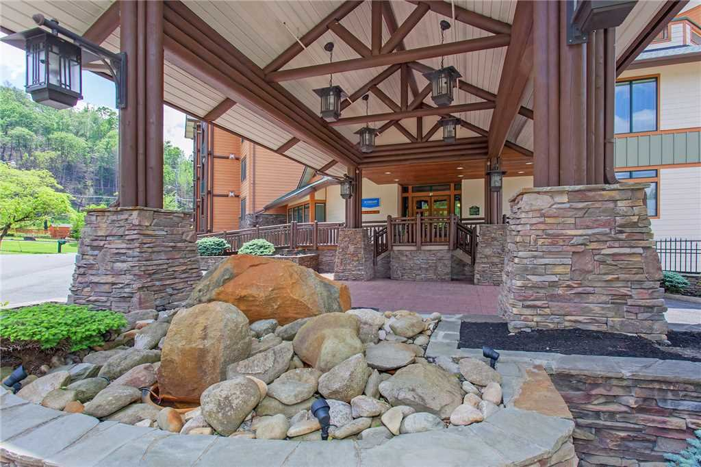 Photo of a Gatlinburg Condo named Baskins Creek 412 - This is the twenty-fifth photo in the set.