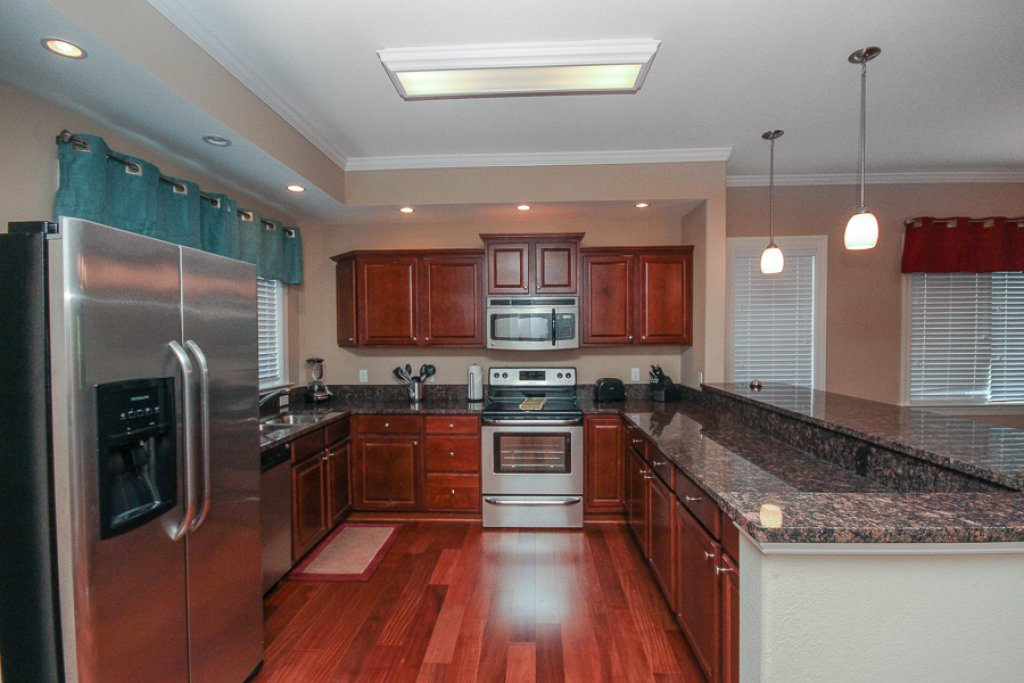 Photo of a Gatlinburg Condo named Glades View 131 - This is the eighth photo in the set.