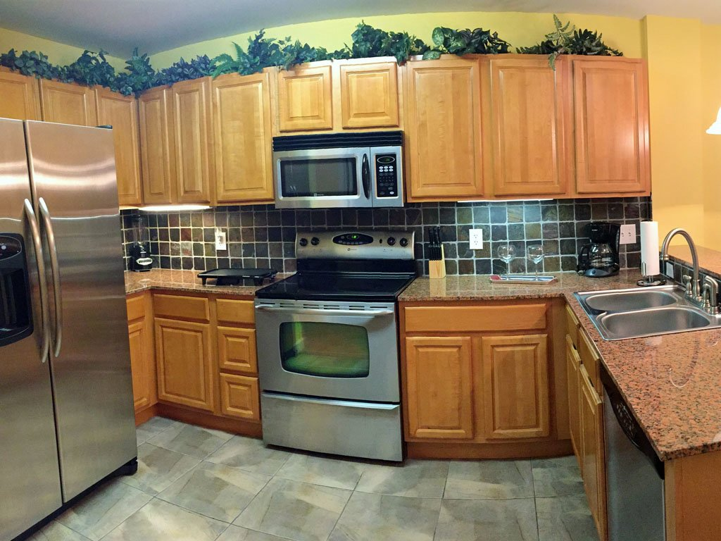 Photo of a Pigeon Forge Condo named River Crossing 501 - This is the third photo in the set.