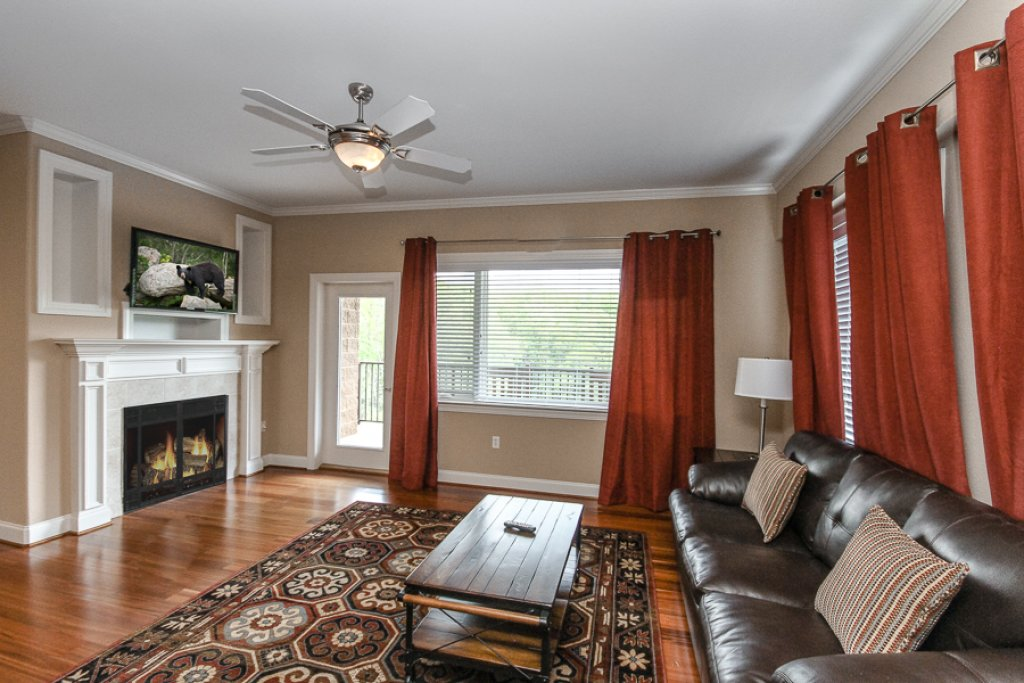 Photo of a Gatlinburg Condo named Glades View 146 - This is the second photo in the set.