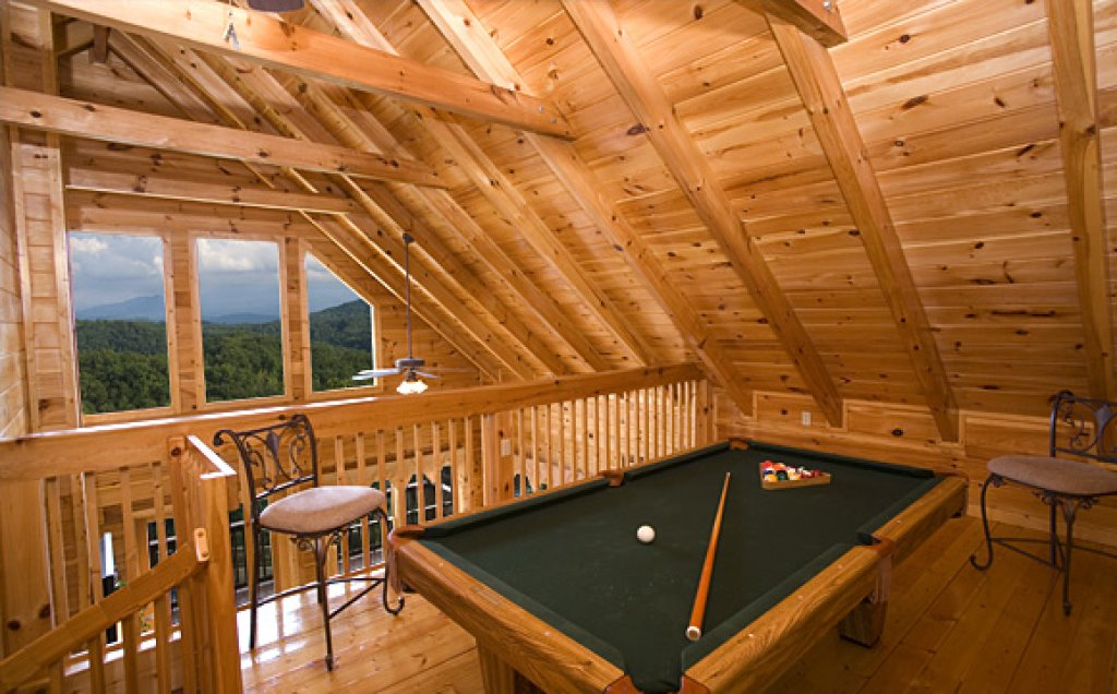 Photo of a Pigeon Forge Cabin named Moonlight Retreat - This is the sixth photo in the set.