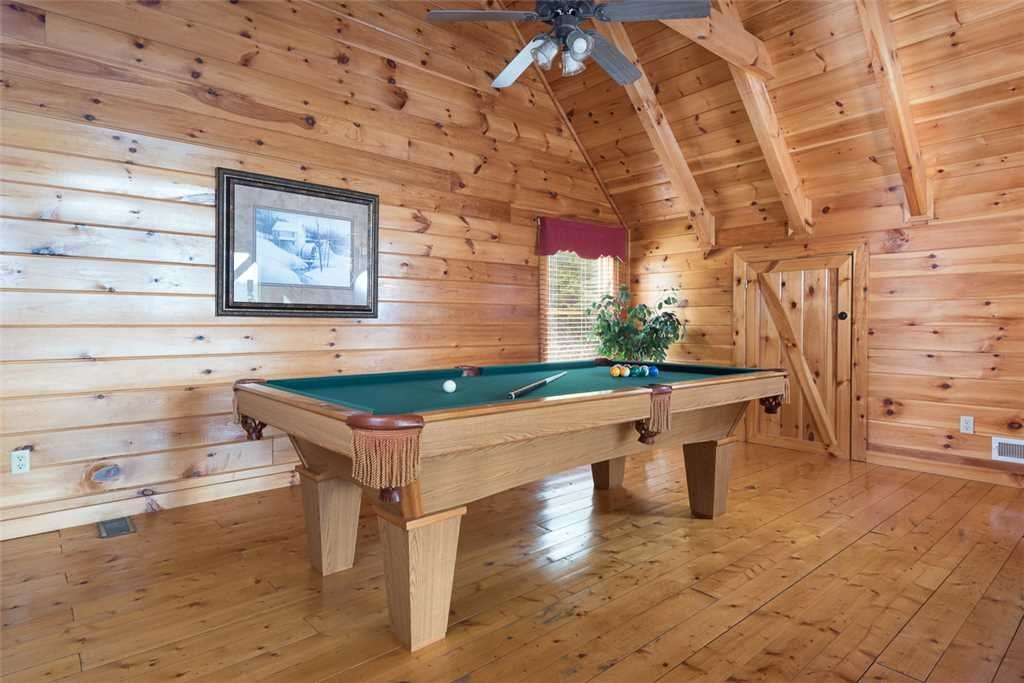 Photo of a Pigeon Forge Cabin named Lance's Loft - This is the seventh photo in the set.