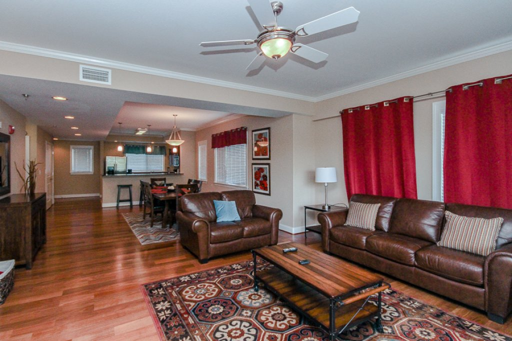 Photo of a Gatlinburg Condo named Glades View 131 - This is the fourth photo in the set.