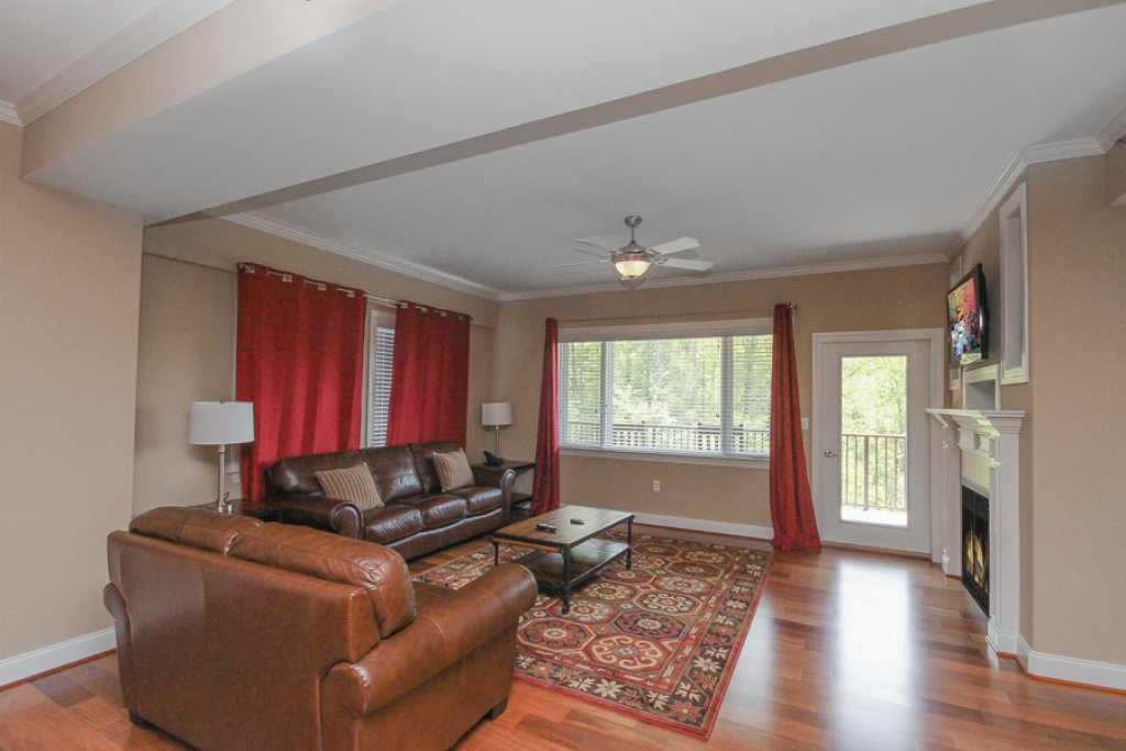 Photo of a Gatlinburg Condo named Glades View 131 - This is the third photo in the set.
