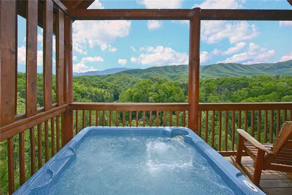 Photo of a Pigeon Forge Cabin named Lance's Loft - This is the twelfth photo in the set.