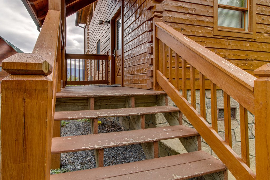 Photo of a Pigeon Forge Cabin named Mountain Dream At Starr Crest - This is the twenty-sixth photo in the set.