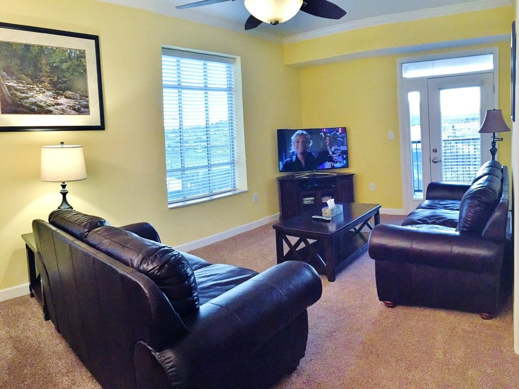 Photo of a Pigeon Forge Condo named River Crossing 501 - This is the first photo in the set.