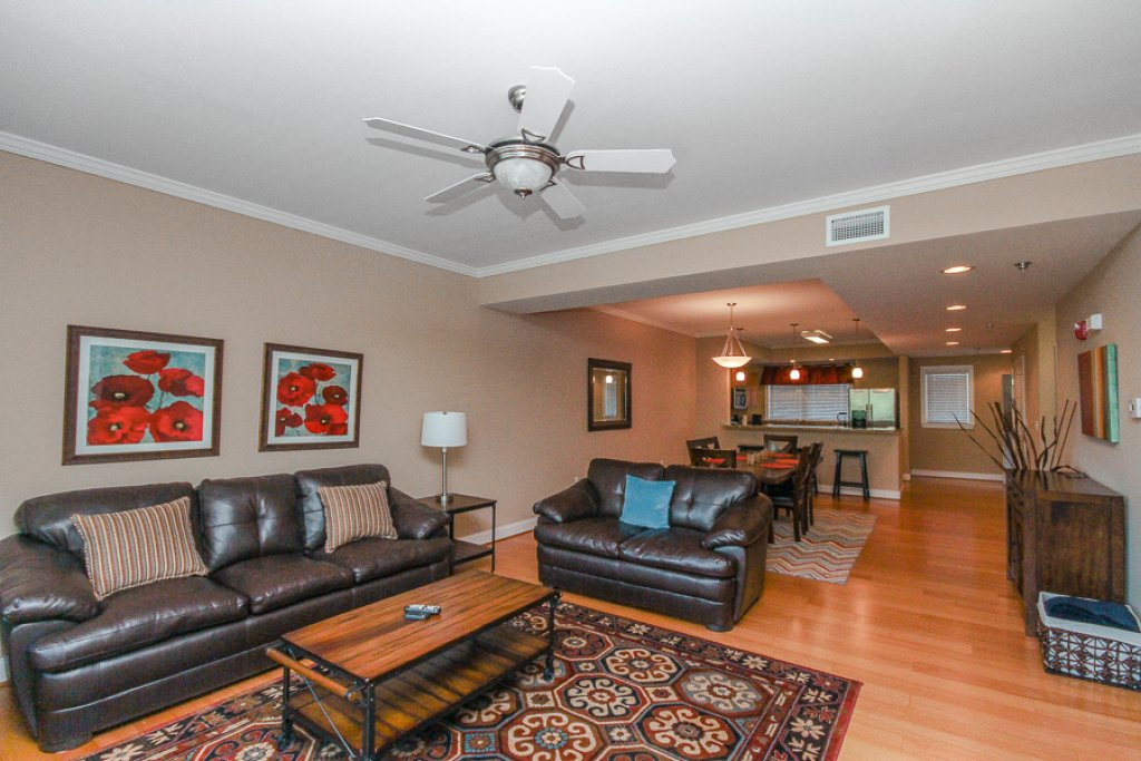 Photo of a Gatlinburg Condo named Glades View 132 - This is the third photo in the set.