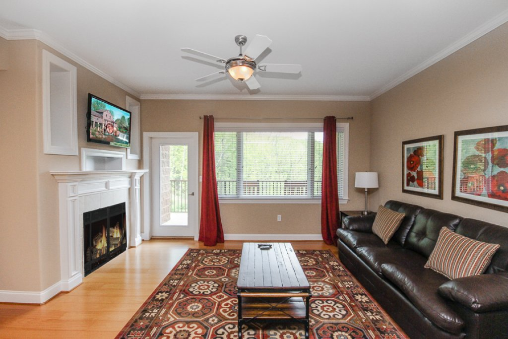 Photo of a Gatlinburg Condo named Glades View 122 - This is the first photo in the set.