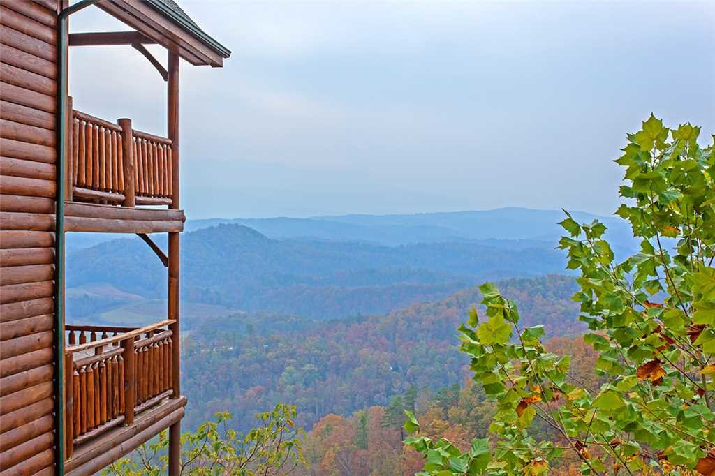Photo of a Pigeon Forge Cabin named Breathtaking View - This is the twenty-third photo in the set.