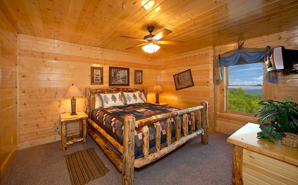 Photo of a Pigeon Forge Cabin named Big Sky - This is the seventh photo in the set.