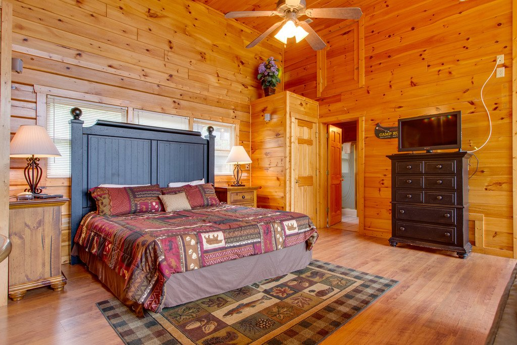 Photo of a Pigeon Forge Cabin named Mountain Dream At Starr Crest - This is the nineteenth photo in the set.