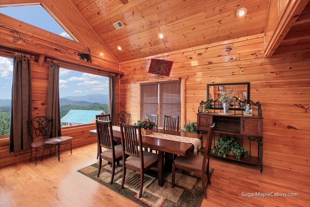 Photo of a Pigeon Forge Cabin named Big Sky - This is the fourth photo in the set.