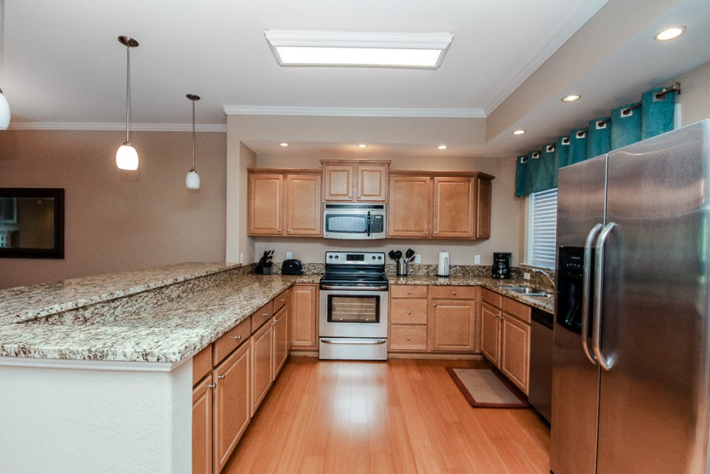 Photo of a Gatlinburg Condo named Glades View 122 - This is the fifth photo in the set.