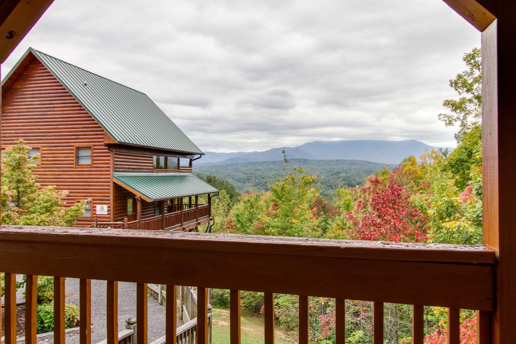 Photo of a Pigeon Forge Cabin named Mountain Dream At Starr Crest - This is the thirty-first photo in the set.