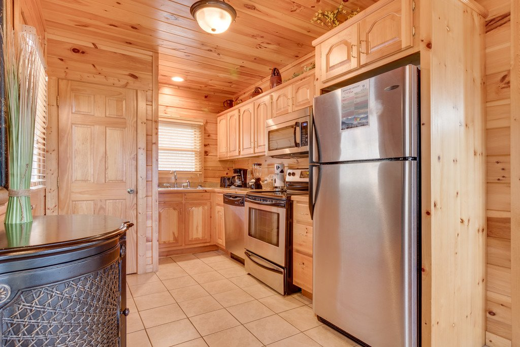 Photo of a Pigeon Forge Cabin named Always And Forever - This is the fourteenth photo in the set.
