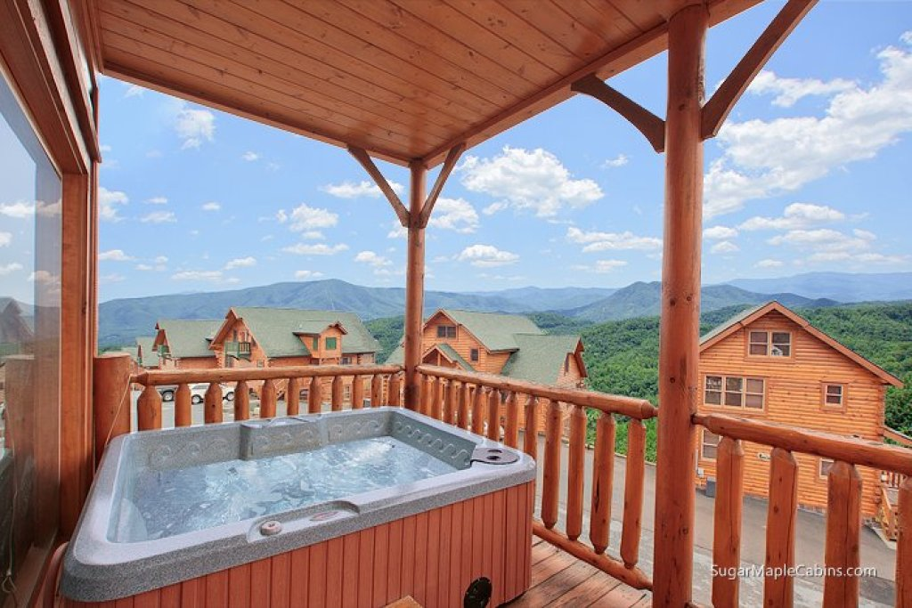 Photo of a Pigeon Forge Cabin named Big Sky - This is the fourteenth photo in the set.