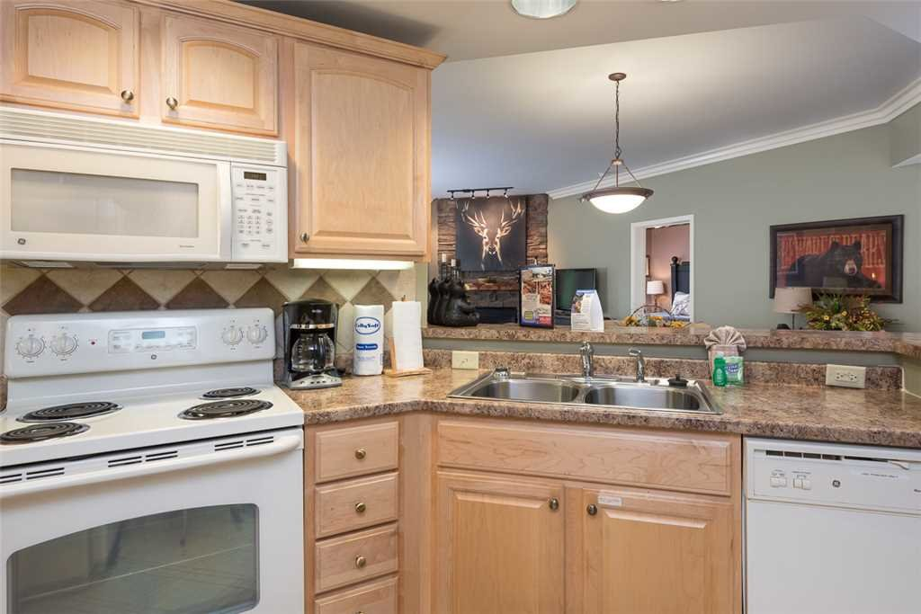 Photo of a Gatlinburg Condo named Baskins Creek 410 - This is the fifth photo in the set.