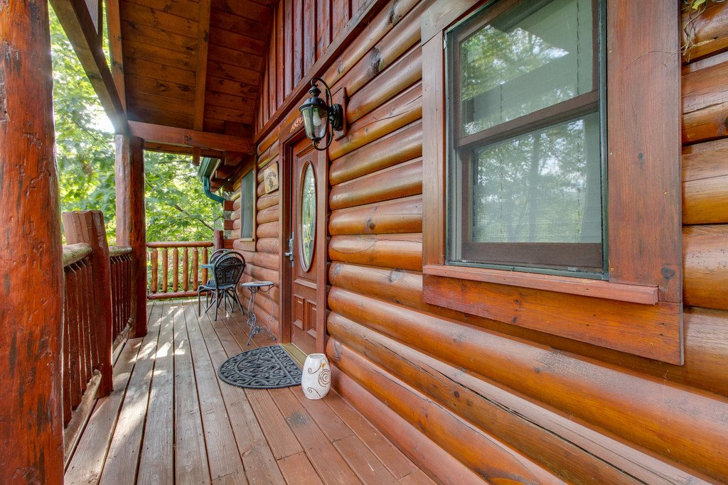 Photo of a Gatlinburg Cabin named Woodland Rose - This is the seventeenth photo in the set.