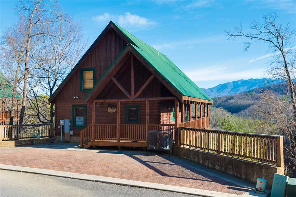 Photo of a Pigeon Forge Cabin named Cloud Nine At Sherwood Forest - This is the sixteenth photo in the set.
