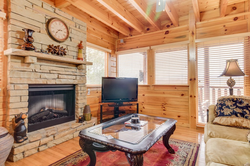 Photo of a Pigeon Forge Cabin named Always And Forever - This is the fourth photo in the set.