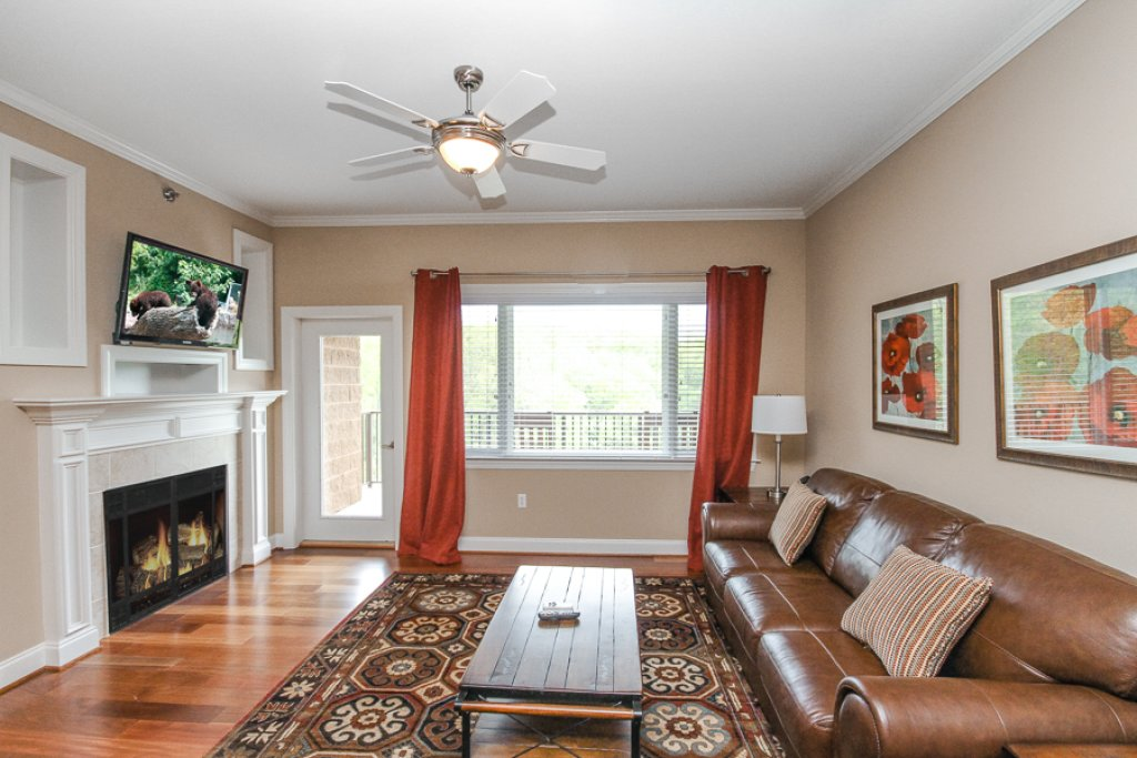 Photo of a Gatlinburg Condo named Glades View 154 - This is the first photo in the set.