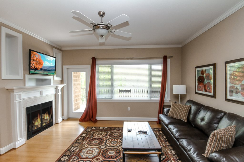 Photo of a Gatlinburg Condo named Glades View 142 - This is the second photo in the set.