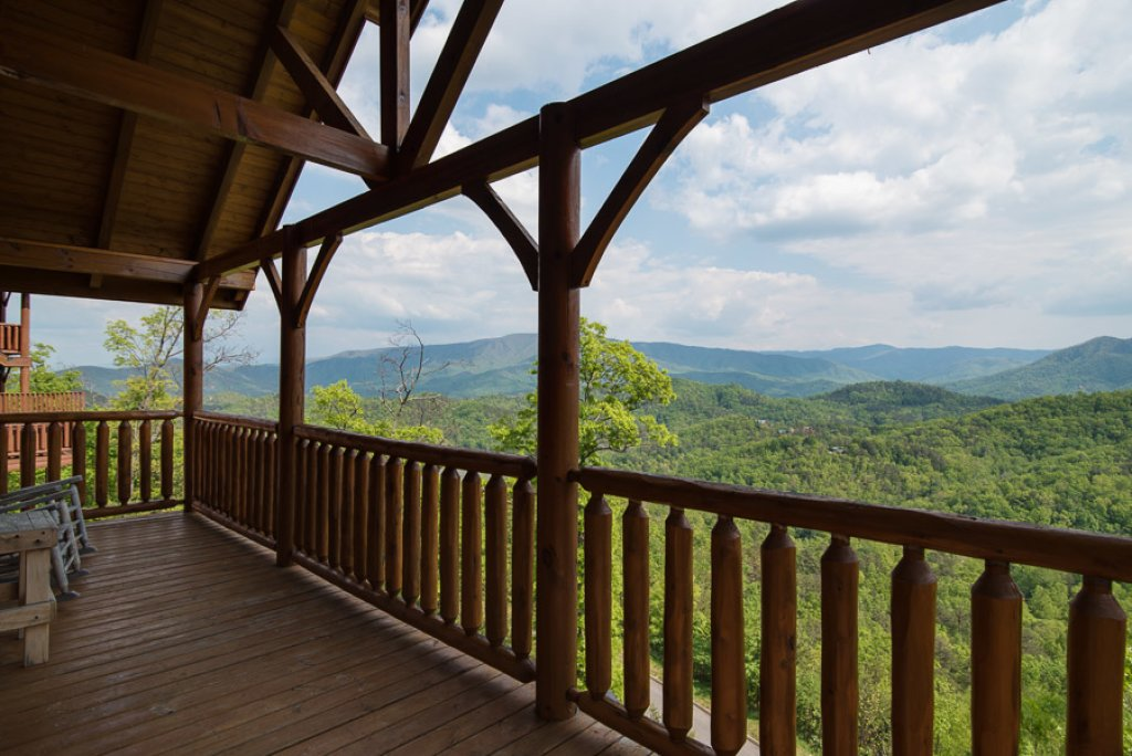 Photo of a Pigeon Forge Cabin named See The Stars Tonight - This is the twenty-first photo in the set.