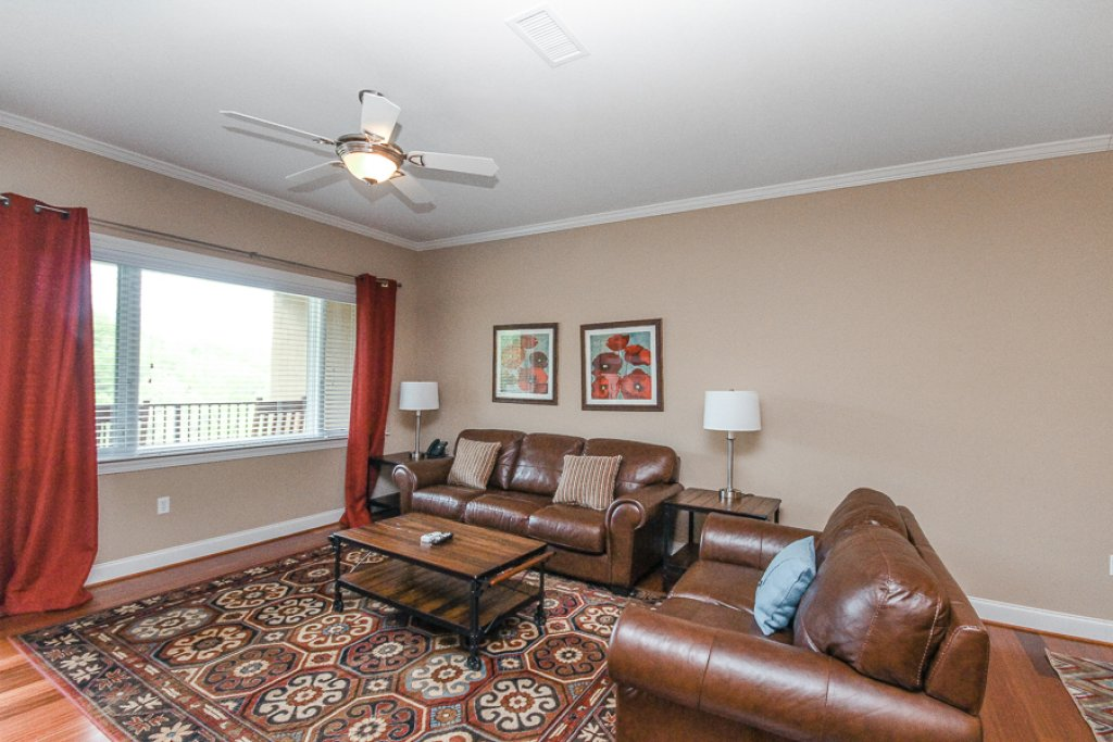 Photo of a Gatlinburg Condo named Glades View 154 - This is the second photo in the set.