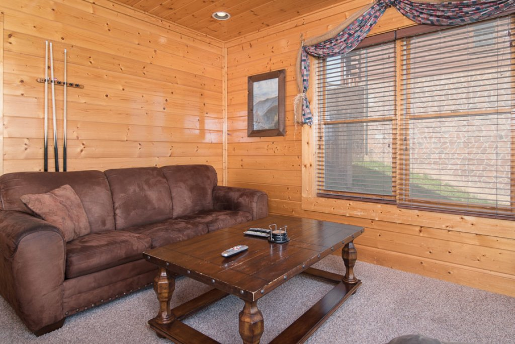 Photo of a Pigeon Forge Cabin named See The Stars Tonight - This is the fourteenth photo in the set.