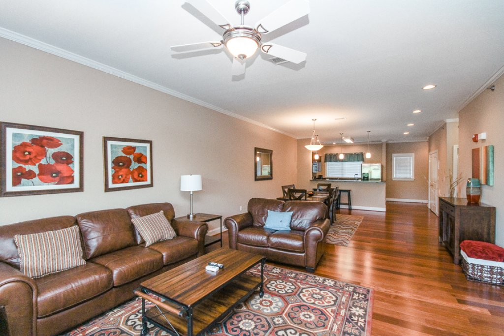 Photo of a Gatlinburg Condo named Glades View 154 - This is the third photo in the set.