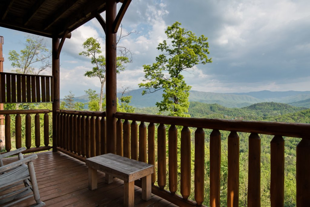 Photo of a Pigeon Forge Cabin named See The Stars Tonight - This is the twentieth photo in the set.