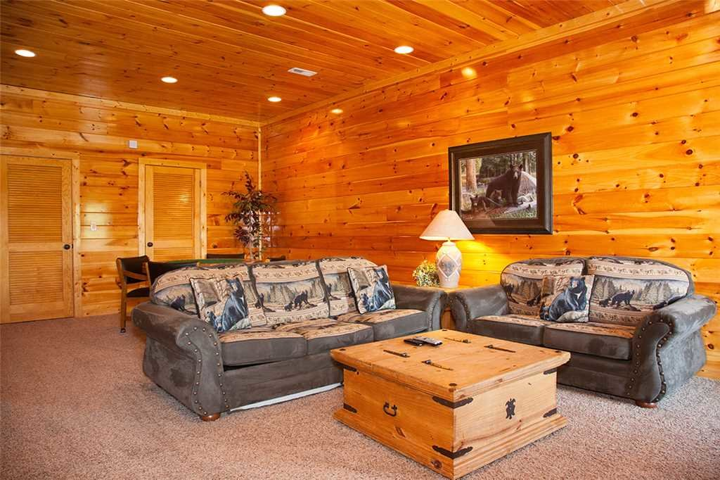 Photo of a Gatlinburg Cabin named Papa Bear - This is the eleventh photo in the set.