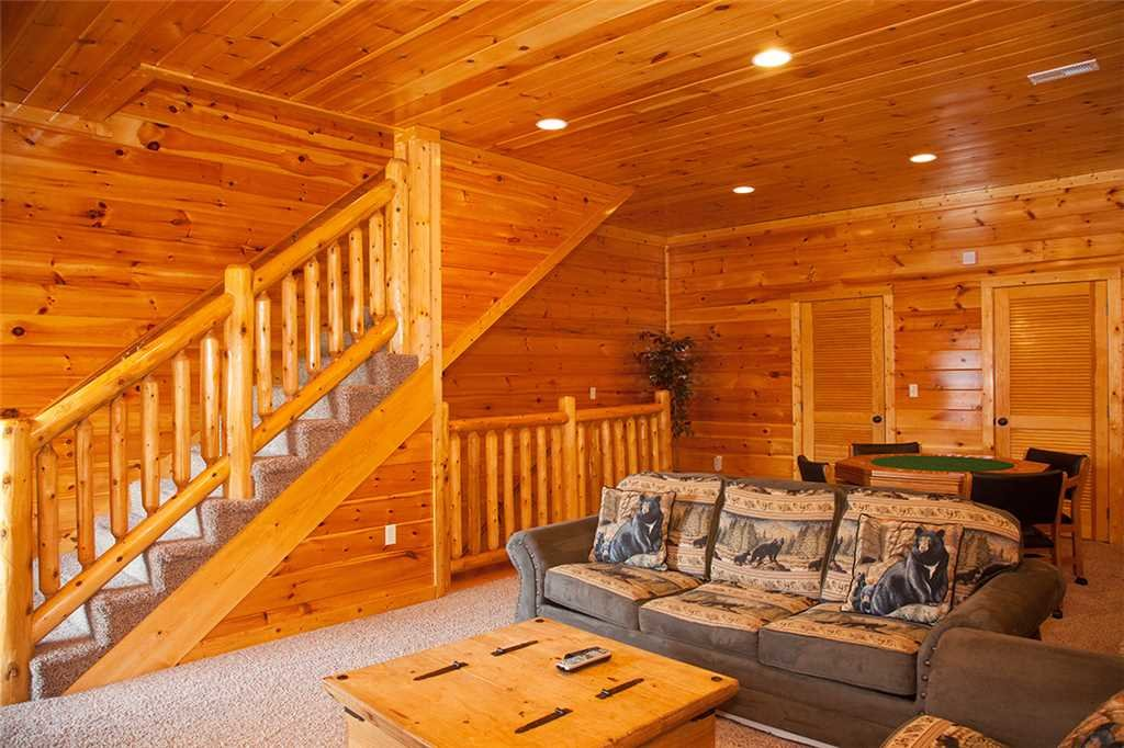 Photo of a Gatlinburg Cabin named Papa Bear - This is the twelfth photo in the set.