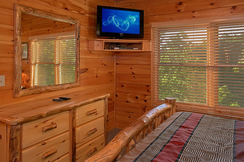 Photo of a Pigeon Forge Cabin named Sweet Surrender - This is the sixth photo in the set.