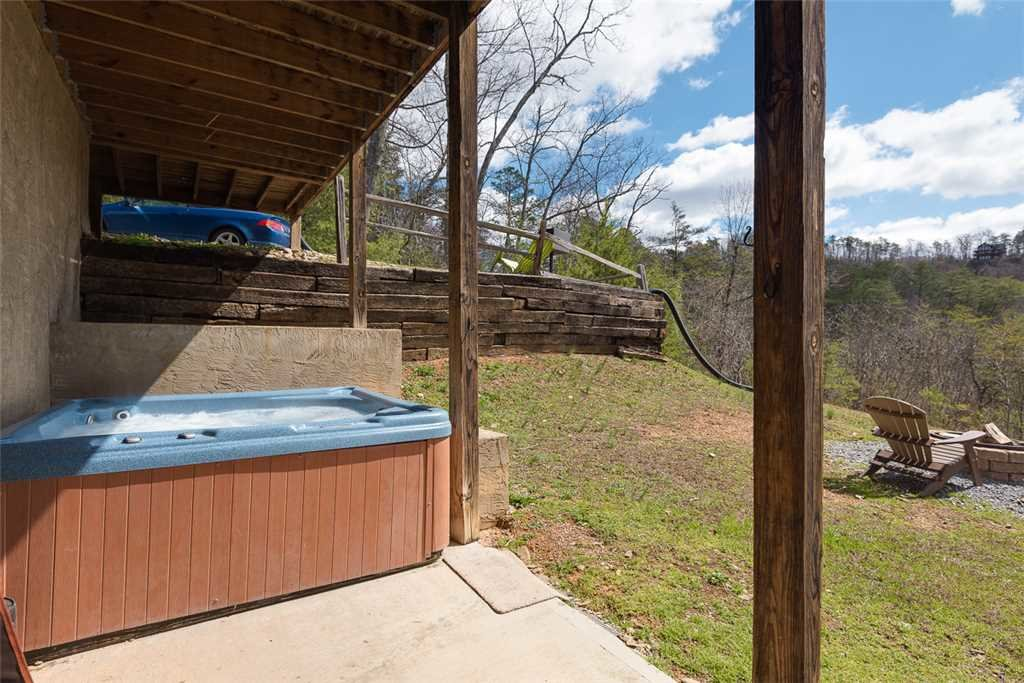 Photo of a Pigeon Forge Cabin named Peace Of Mind - This is the twentieth photo in the set.