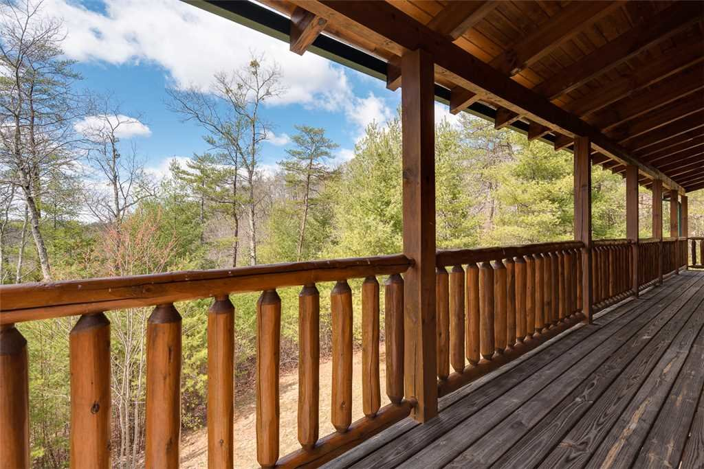 Photo of a Pigeon Forge Cabin named Peace Of Mind - This is the twenty-first photo in the set.